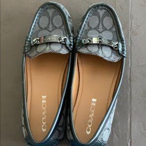 Women's Coach Loafers  Shoes, 6 B,